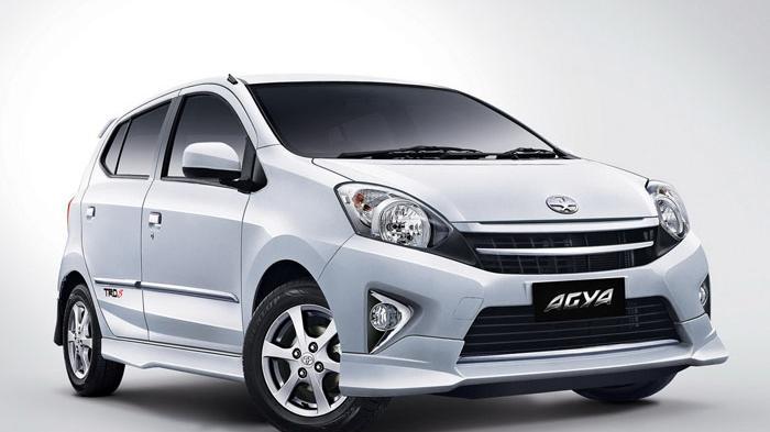 Harga Mobil Bekas Toyota Agya Terjangkau, Termurah Rp 70 Juta Periode April 2021