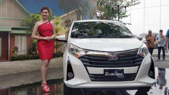 Toyota Calya Facelift  Dibekali Spion Retractable, Ini Keunggulan Lainnya