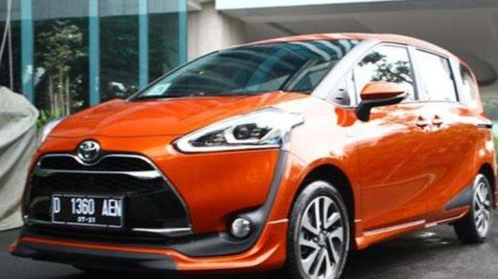Daftar Harga Mobil Bekas Toyota Sienta Termurah Rp 150 Jutaan