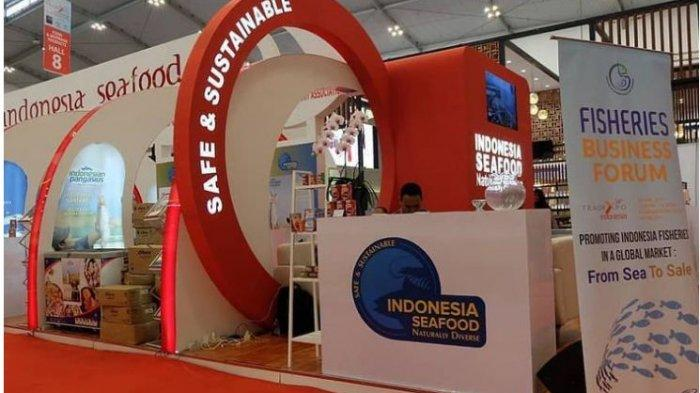 Fisheries Product Sales Reach of 10.43 Million US Dollars at the 2019 Trade Expo Indonesia