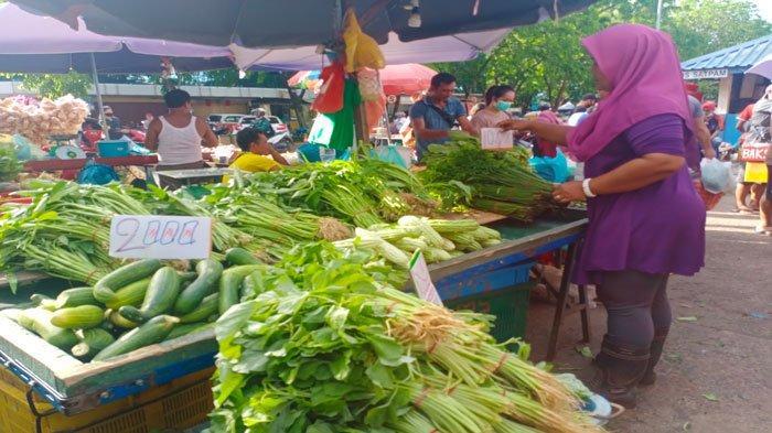 Daftar Harga Sayuran di Pasar Tos 3000 Batam, Senin 2 Agustus 2021