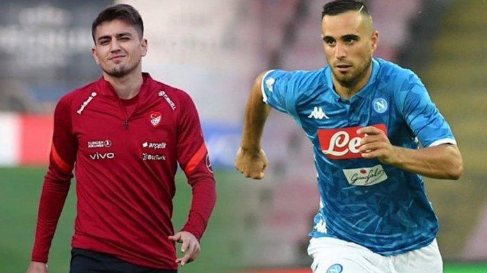 Transfer AC Milan - Butuh Pemain Baru, AC Milan Ditawari Cengiz Under & Nikola Maksimovic, Mau?