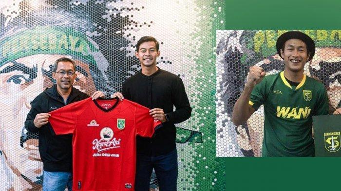 Transfer Persebaya, Kiper Satria Tama Gabung Persebaya Surabaya, Hansamu Yama Pamit