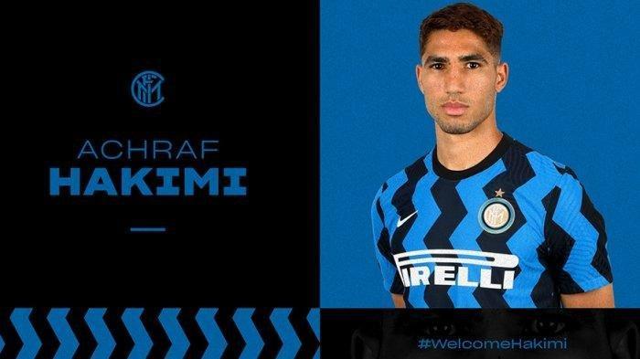 Inter Milan Akan Lepas Achraf Hakimi Untuk Klub yang Siap Beri Uang Tunai, Bukan Tukar Pemain