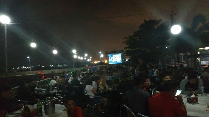 Pesta Bola Eat, Drink, Goal Piala Dunia Manjakan Pecinta Bola Kota Batam, Begini Keseruannya