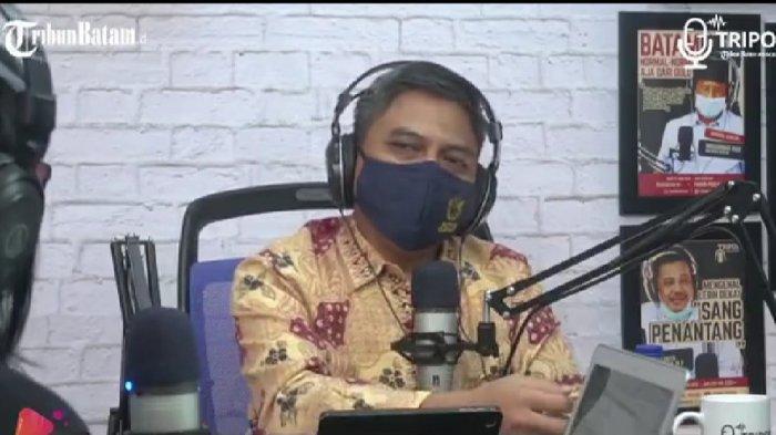 TRIBUN PODCAST - Tribun Podcast menghadirkan Kepala Kantor Pelayanan Utama Bea dan Cukai Batam, Susila Brata, Jumat (23/10/2020).
