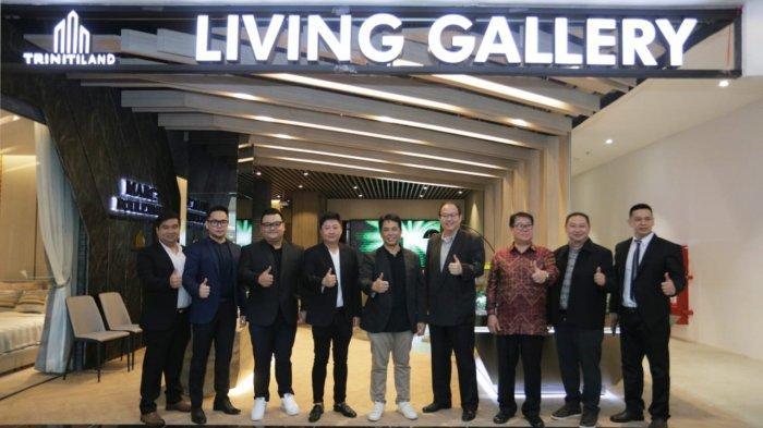 Living Gallery Diresmikan, PermudahCalon Pembeli Marc's Boulevard di Batam