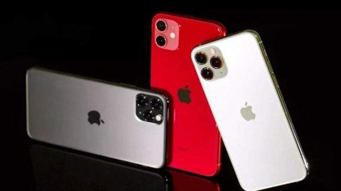 UPDATE Harga iPhone Terbaru Juni 2020, iPhone 7 Plus Rp 6,5 Jutaan, iPhone 11 Rp 13,5 Juta