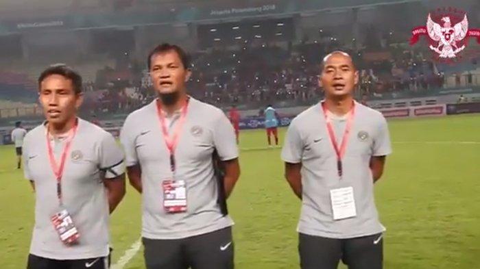 Indonesia 3-0 Myanmar - Inilah Analisis Statistik dan Hasil Timnas Indonesia Asuhan Trio Primavera