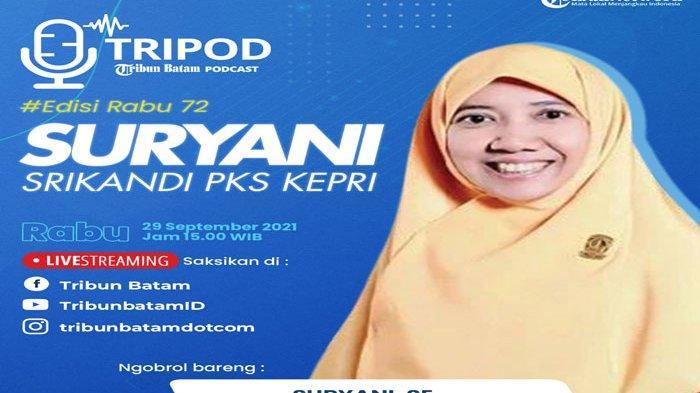 Mengintip Aktivitas Politik Suryani Srikandi PKS Kepri
