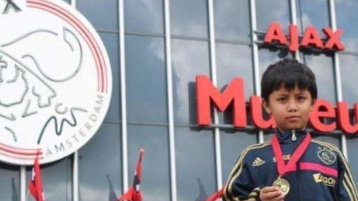 Tristan Alif Naufal Dipanggil Timnas U16 Indonesia, Akan Jalani Seleksi Bersam 41 Pemain Lainnya