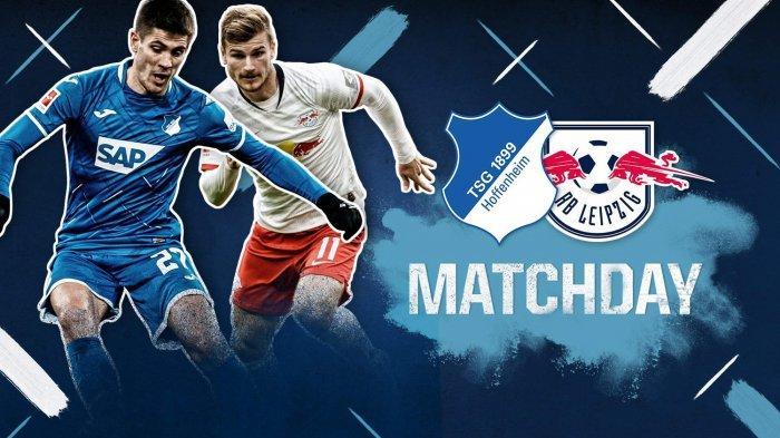 Jadwal Bundesliga Liga Jerman Pekan ke 31, Malam Ini Hoffenheim vs RB Leipzig Live Mola TV