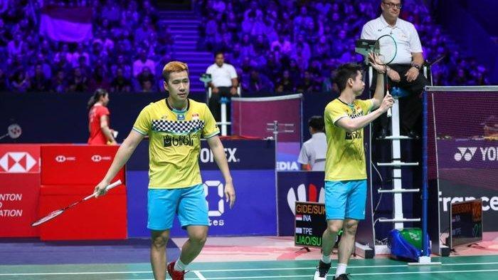 Hasil Hong Kong Open 2019 - 9 Wakil Indonesia Lolos ke Babak Kedua, Ganda Putra Tampil Memukau