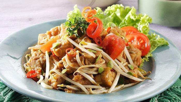 Resep Masakan Nikmatnya Tumis Tempe Petai Cina Disantap Pakai Nasi Hangat Tribun Batam
