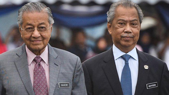 Mahathir Mohamad Mendirikan Partai Independen, Siap Goyangkan Singgasana Muhyiddin Yassin?