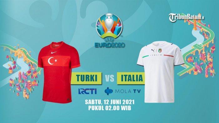 Turki vs Italia Live RCTI Pukul 02.00 WIB, Pelatih Turki Senol Gunes: Saya Yakin Turki Menang