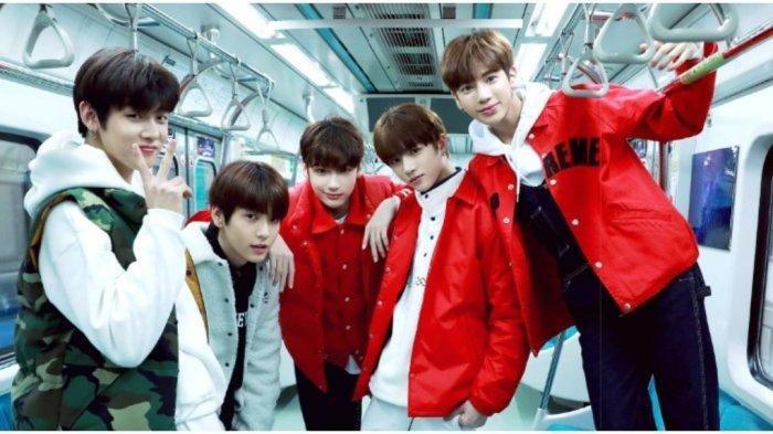 Dipanggil Idol Saudara BTS, Begini Ungkapan Perasaan Member TXT, Bikin Terharu!