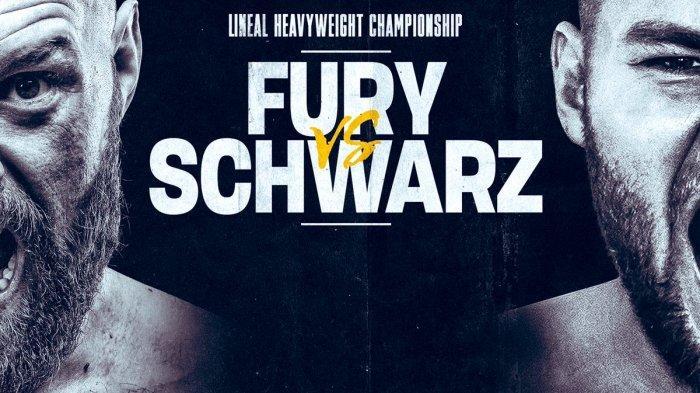 Tinju Dunia Tyson Fury vs Tom Schwarz, Lawan Tak Terkalahkan, Bisakah Fury Menang?