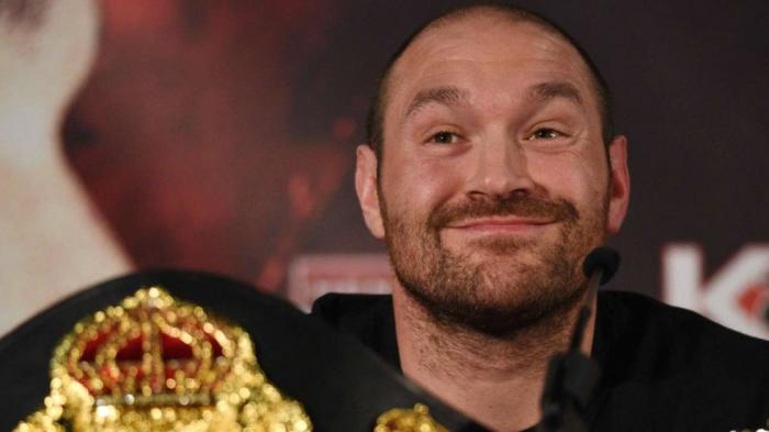 Sebelum Raih Gelar Juara Tinju Dunia WBC, Tyson Fury Mengaku Pernah Jadi Pecundang