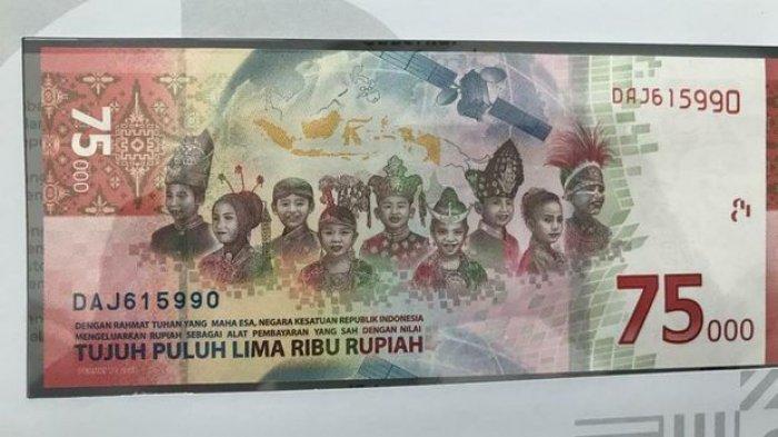 Heboh Uang Baru, Tips Cara Memesan dan Mengenali Uang Khusus Peringatan Kemerdekaan RI