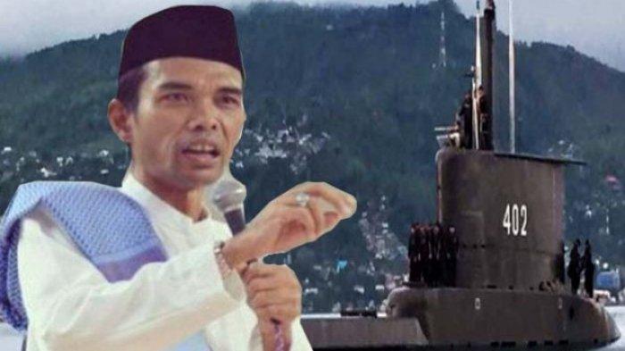UAS Kumpulkan Donasi yang Diperuntukkan untuk Kapal Selam Ganti KRI Nanggala 402