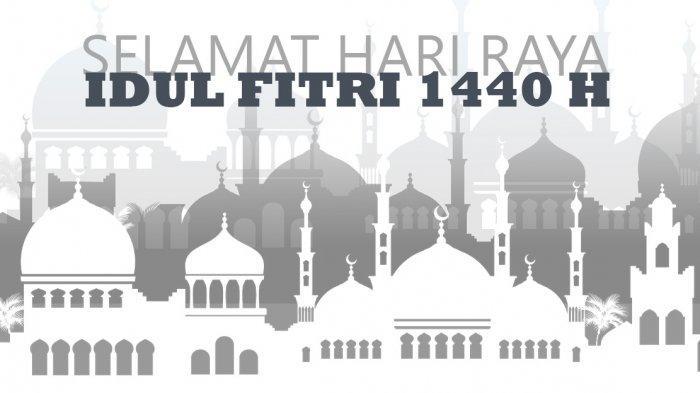 Kumpulan Ucapan Selamat Idul Fitri, Ada Pantun, Ada Juga yang Puitis, Bagus Ditulis di WA, IG dan FB