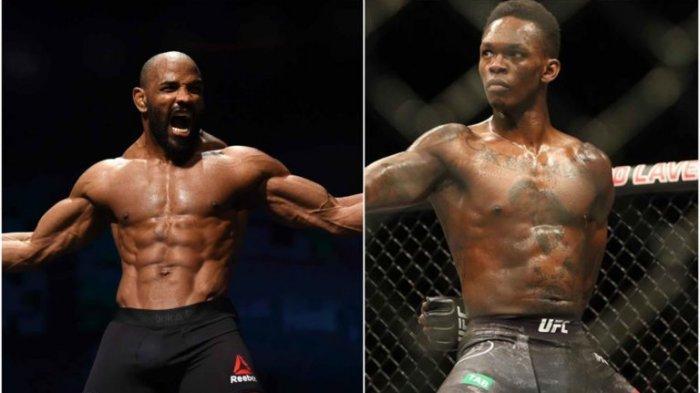 Sama-sama Raja KO, Intip Bayaran UFC untuk Israel Adesanya dan Yoel Romero