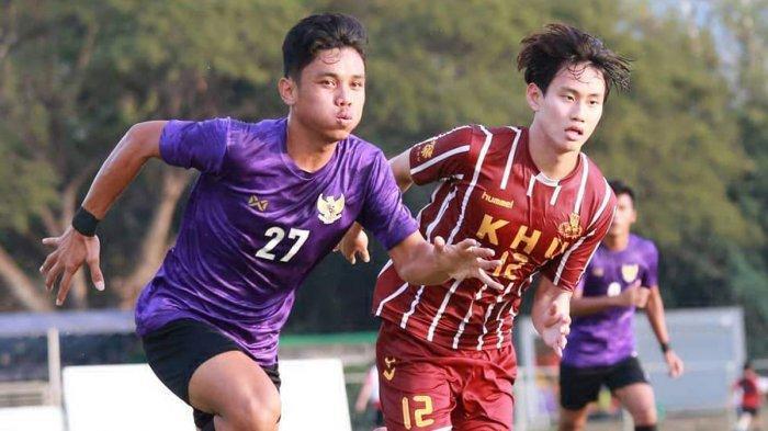 Timnas U19 Indonesia Akhirnya Menang Saat Ujicoba, Shin tae-yong Sebut Kemajuan Bagas Kaffa dkk