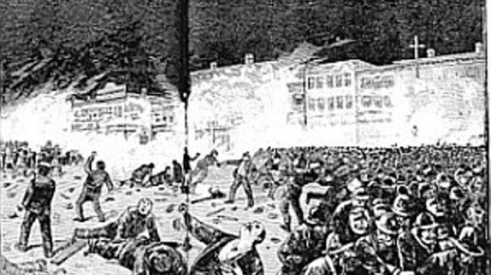 Perjuangan Buruh 8 Jam Bekerja Ternyata Diawali Pertumpahan Darah, Ini Sejarah 1 Mei & Tokoh Sentral