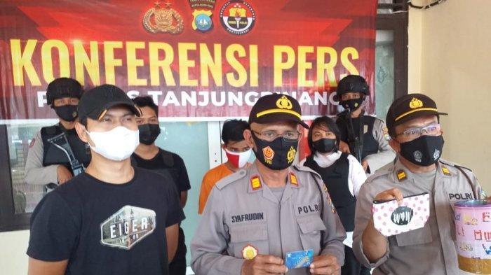 Pencurian di Warung Bakso Tanjungpinang, Pelaku Gasak Rp 7 Juta dari Dalam Kaleng