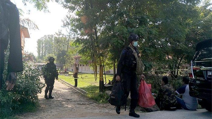 Motif Penggeledahan di Universitas Riau Masih Misterius. Polda Hanya Back-up Densus 88