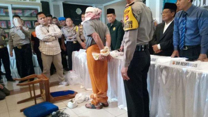 Usai Pengakuan Marbut Masjid Soal Rekayasa Penganiayaan. Polisi Kini Buru yang Posting di Medsos