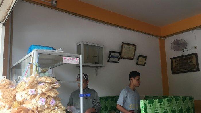 Usaha Soto Medan milik Nazaruddin merupakan salah satu pelaku UMKM yang telah menggunakan gas PGN dan merasakan penghematan biaya operasional lebih dari 50 persen