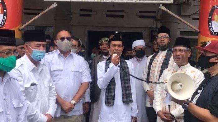 Ustaz Abdul Shomad Sebut Warga Sumbar Paling Nasionalis, Semoga Ranah Minang Dapat Pimpinan Adil