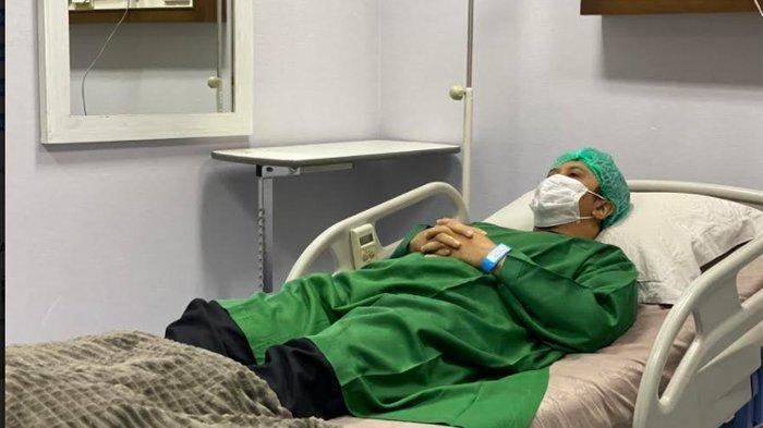 Kondisi Terbaru Ustaz Yusuf Mansur, sang Anak Ungkap Penyakit yang Diderita Ayahnya