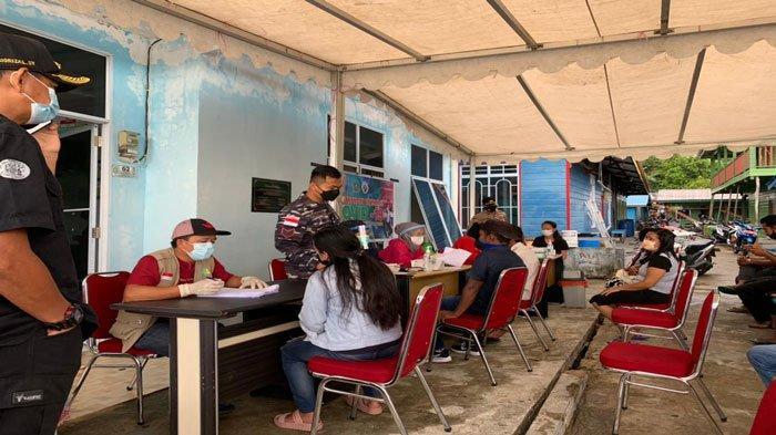 Pemkab Anambas Gesa Vaksinasi Covid-19, Makin Aktif Sambangi Desa dan Pulau-pulau