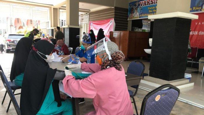 Vaksinasi Corona di Bintan Bakal Sasar 8 Ribu Pelajar SMP Sederajat