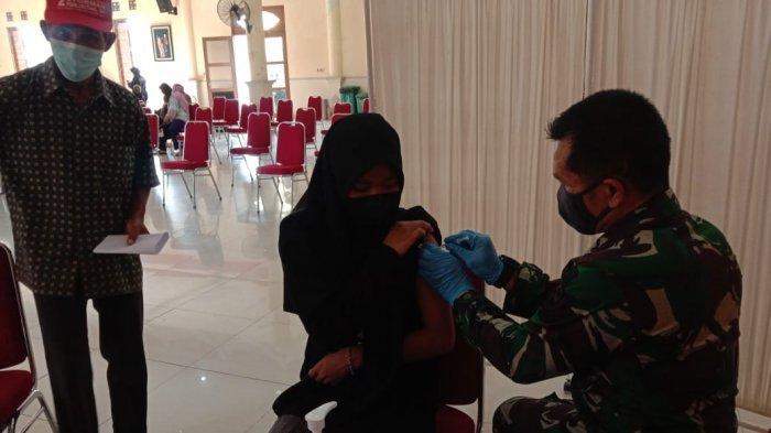 Vaksinasi Corona di Natuna, Puskesmas Ranai & RS dr Yuniati Wisma Karyani Target 300 Dosis