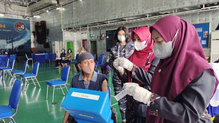 Kadinkes Lingga Optimis Target Vaksinasi Corona 70 Persen Tercapai