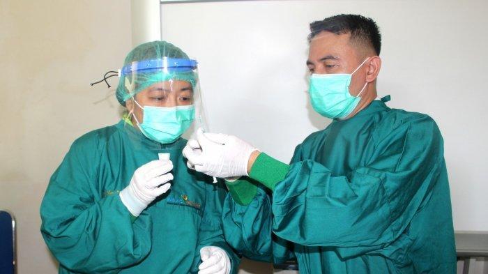 RSUD Embung Fatimah Batam Telah Vaksinasi 270 Orang Nakes