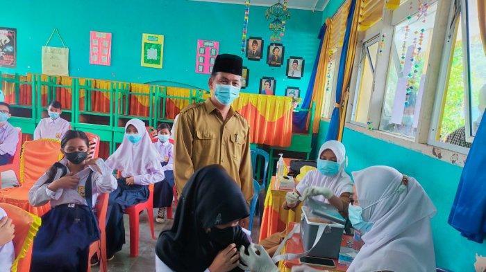 Pemkab Karimun Kebut Vaksinasi Corona ke Pelajar, Kejar Belajar Tatap Muka