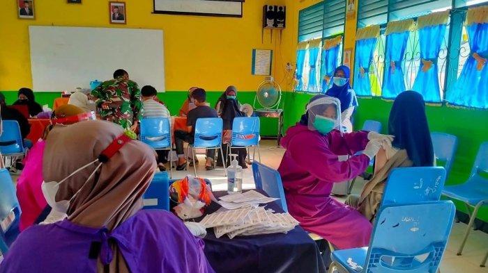 Vaksinasi Corona di Anambas Sasar Pelajar, Kejar Target 5 Ribu Warga Dapat Vaksin Covid-19