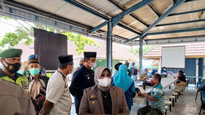 Capaian Vaksinasi Corona di Tanjungpinang Usia 12-17 Tahun Dosis Dua 39,53 Persen