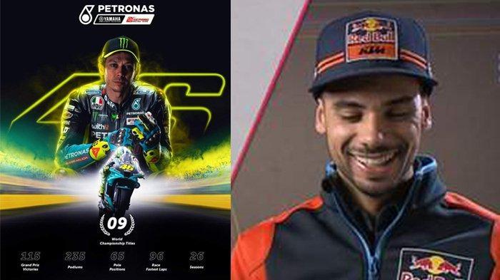 MotoGP Styria 2021 Siang Ini FP1 14.55 WIB, Valentino Rossi Umumkan Pensiun, Oliveira Yakin Menang