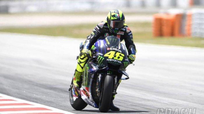 Live Streaming MotoGP Catalunya 2019: Saatnya Rossi Juara! Empat Pebalap Yamaha Star Paling Depan