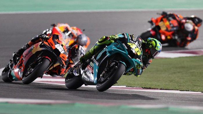 Jadwal MotoGP Spanyol 2021, Marc Marquez Kembali ke MotoGP, Valentino Rossi Nyalakan Alarm Bahaya
