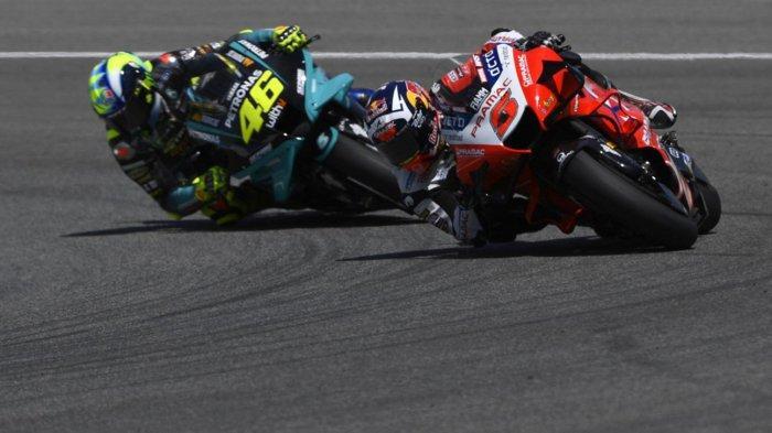 Baru Raih 4 Poin di MotoGP 2021, Valentino Rossi: MotoGP Berubah Sangat Cepat