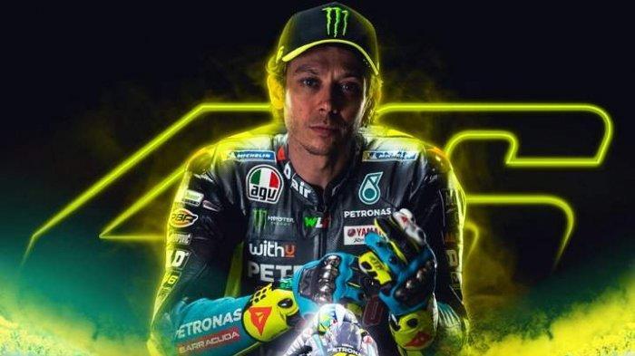 Jadwal MotoGP 2021 Aragon, Ujian Berat Valentino Rossi Jelang Pensiun
