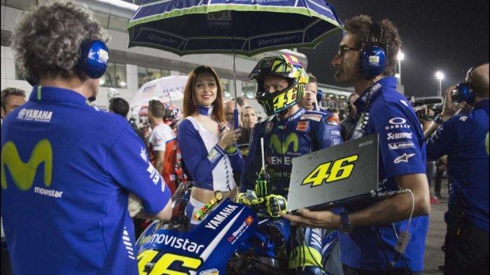 Jelang MotoGP Argentina, Valentino Rossi Menolak Disebut Pebalap Pelengkap; Tujuan Saya, Juara!