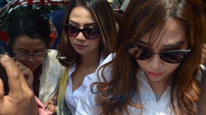 Video Terbaru Vanessa Angel Jelang Ditahan Diunggah Febri Ardiansyah, Berusaha Tegar